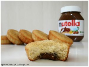 financier nutella