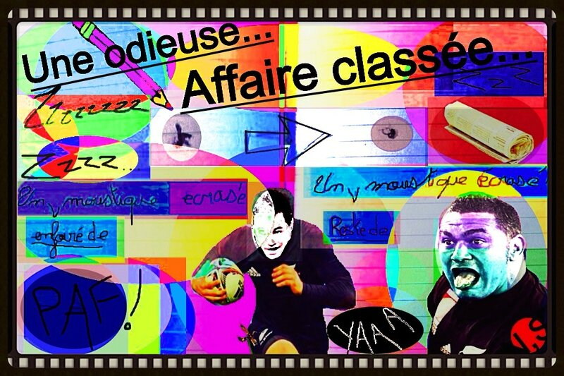 ODIEUSE AFFAIRE CLASSEE -bis