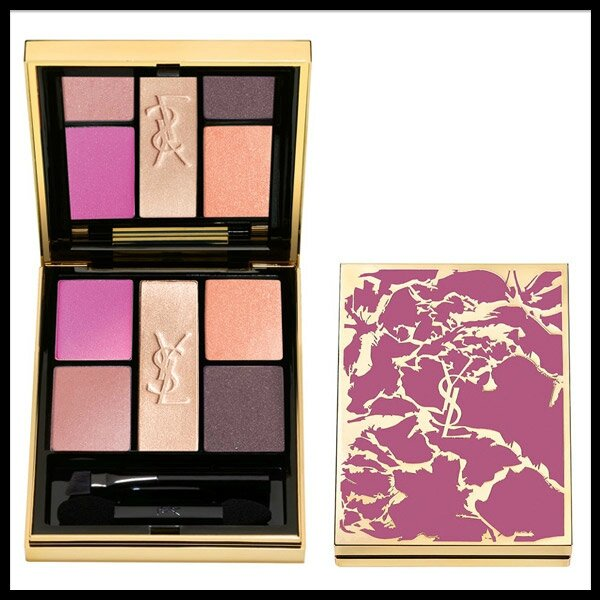 yves saint laurent palette pivoine crush