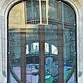 Chambre de Commerce et de l'Industrie à Nancy - Vitrail