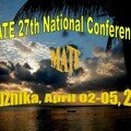 MATE 27th national conference, BOUZNIKA
