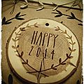 Happy 2014 ...from the heart!
