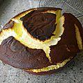 La tarte au fromage blanc du pâtissier
