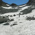 traversée du glacier des Gourgs Blancs 2