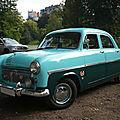 Ford consul berline 4 portes