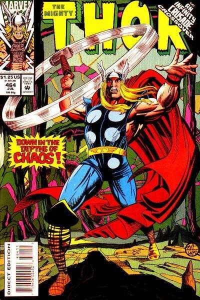 mighty thor 1966 464