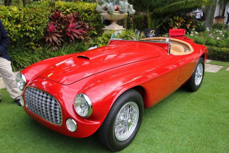 Ferrari 212 Export Spider Touring #136E_01 - 1951 [I] HL