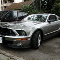 Ford mustang shelby gt 500 coupe 2005 à 2009, retrorencard
