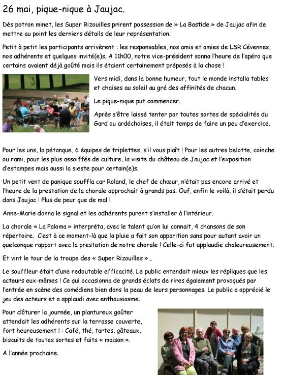 pique-nique26 mai 2014