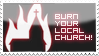 burn_your_local_church_by_MephistoFFF