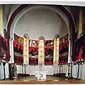 Chartreuse - Eglise St Hugues - Arcabas