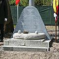 Ceremonie de commemoration du crash du halifax na166-j du lt poncet (le cérémonie sera reportée à une date ultérieure)