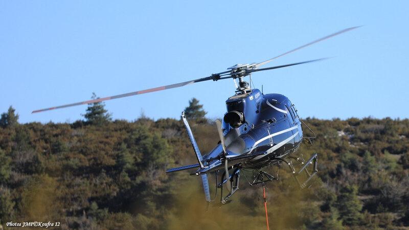 Photos JMP©Koufra 12 - La Couvertoirade - Hélicoptère - 26022019 - 0442