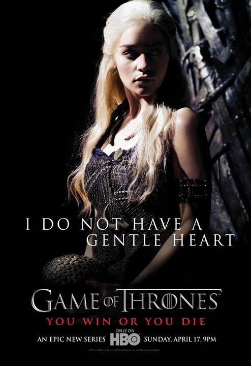 Cloué... (Game of Thrones - Saison 1)