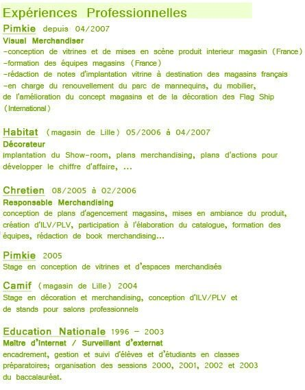 cv - francois pilone