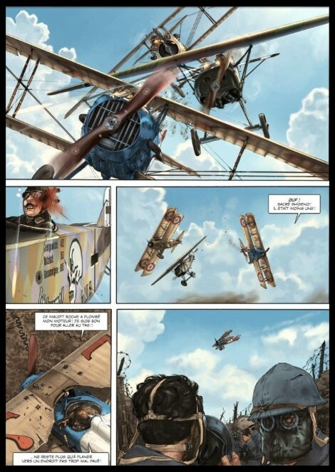le pilote a l'edelweiss tome 3 6