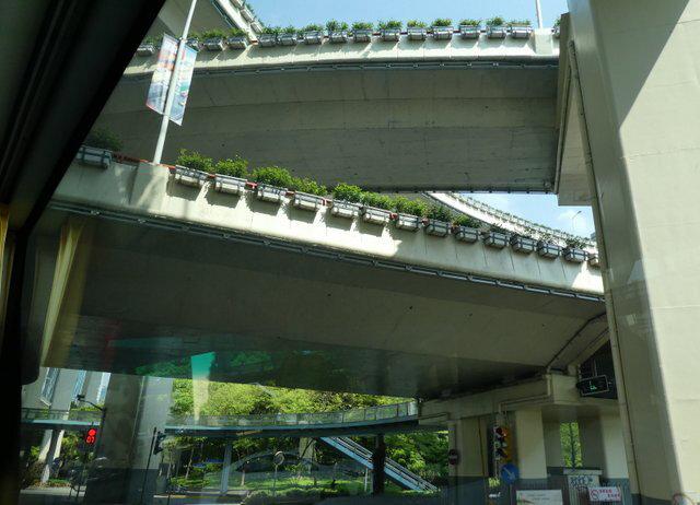 Chine Shanghai Quartier d'habitations 3