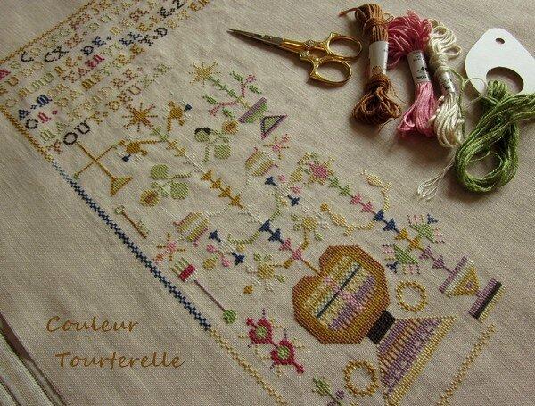 Eugenie Eudocxie Duval 1860 - Couleur Tourterelle 1 1