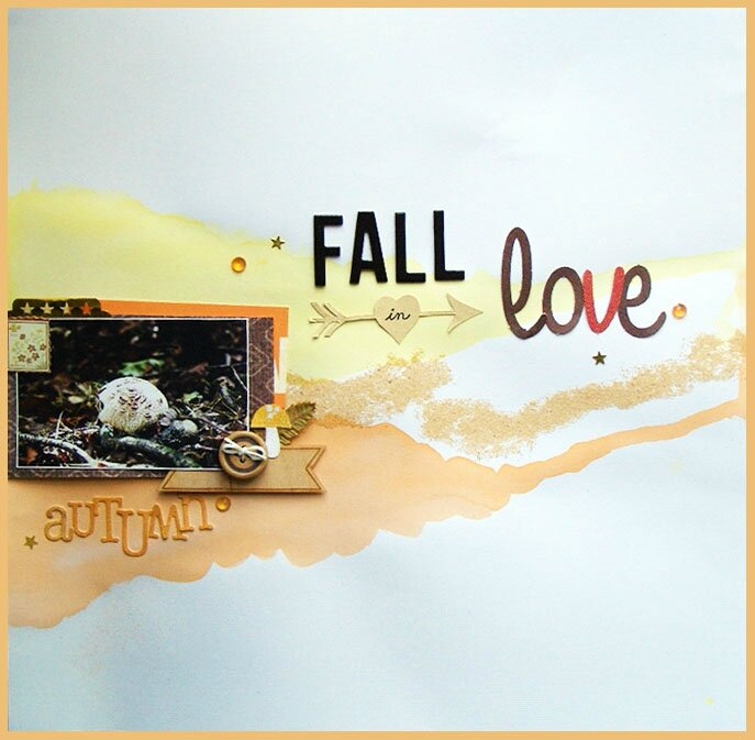 "Appel à DT 52RSC - ""Fall In Love"""
