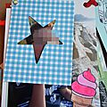 Mini album scrap - mini scrap album (suite)