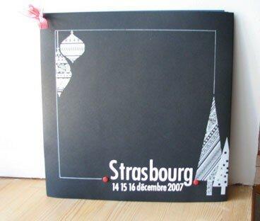 Album Strasbourg