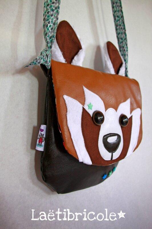 panda roux sac 2
