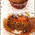 Petits gâteaux renversés abricots-coco (vegan)