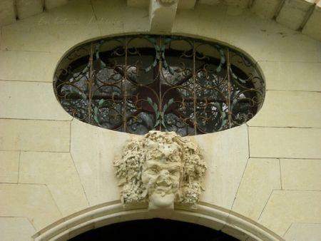 Richelieu detail pavillon caves