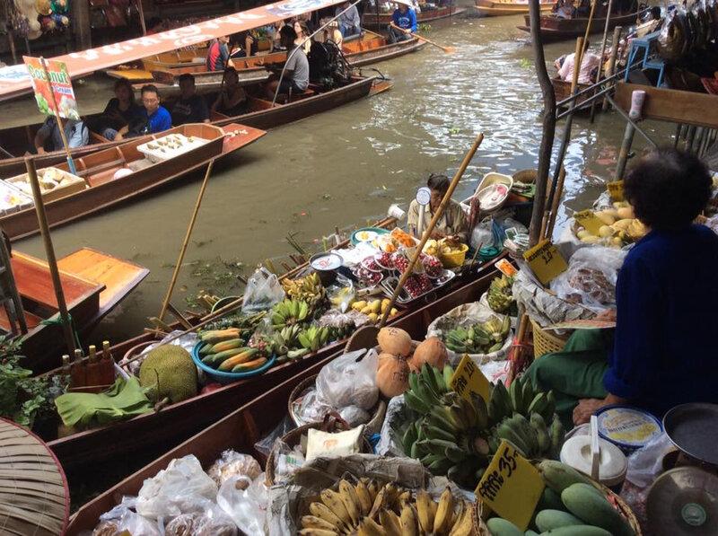 le marché de Thailande 5