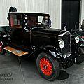 Citroën c4a plateau porte-scie à ruban-1929