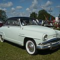 SIMCA Aronde 1300 Grand Large Madine (1)