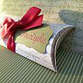 Pour des petits chocolats de noël...