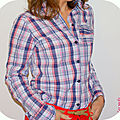 Chamise, shirt, camisa, hemd...