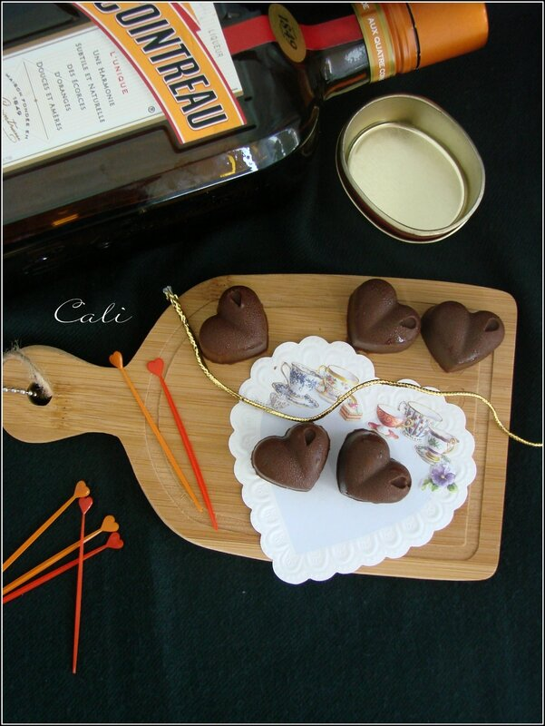 Chocolats au Cointreau 002