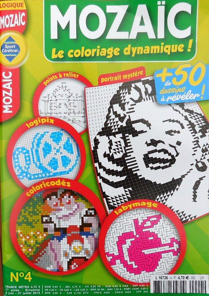 Mozaic (Fr) 2015