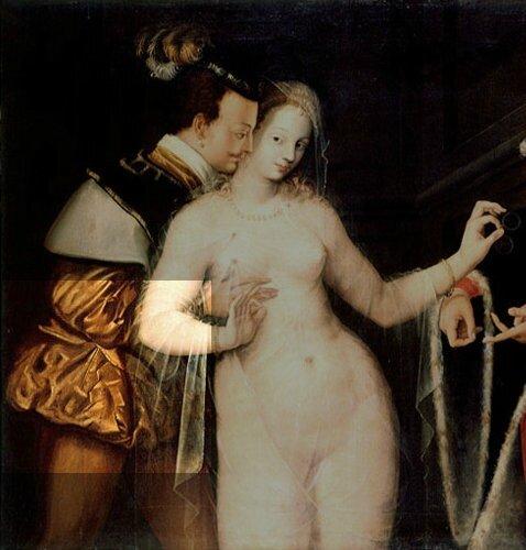 La Femme entre les deux âges vers 1575, Rennes