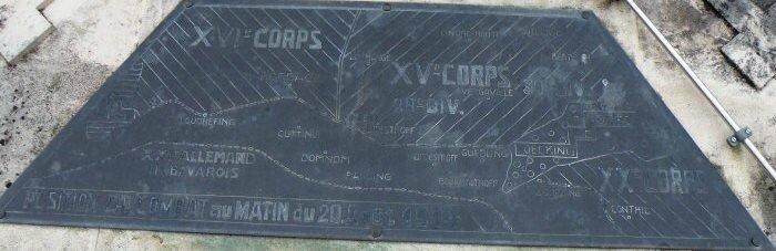 Bidestroff-plaque