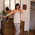 Un pyjama inattendu