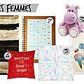 Shopping de noël : cadeaux originaux pour hommes et femmes