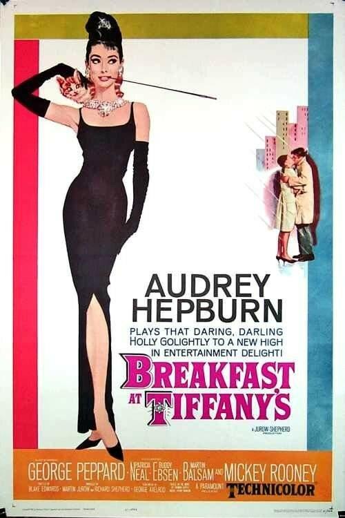 Affiche de Breakfast At Tiffany's