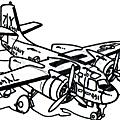 Grumman tracker