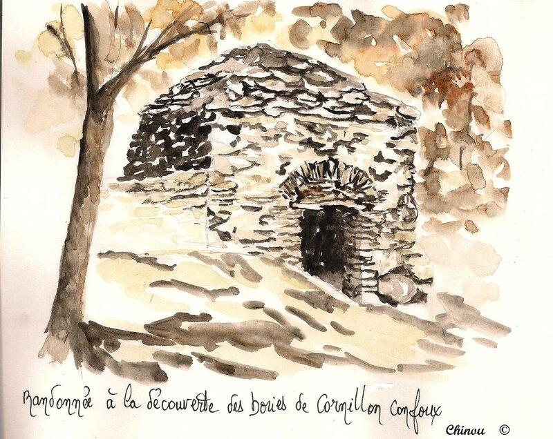 106 Borie à Cornillon Confoux
