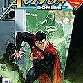 Dc rebirth : action comics