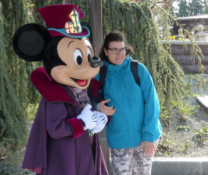 Journée mondiale de l'autisme 2 avril 2019 à Disneyland Paris