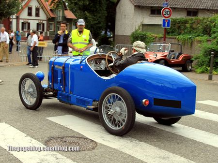 Amilcar type CGS (Retrorencard aout 2012) 02