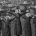 Le chapelet des saints martyrs du japon