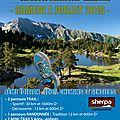 Trails Chamrousse 2016