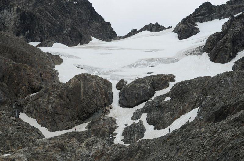 Ushuaïa Glacier Martial