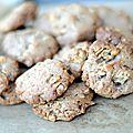 Biscuits récup' aux céréales de petit dèj'