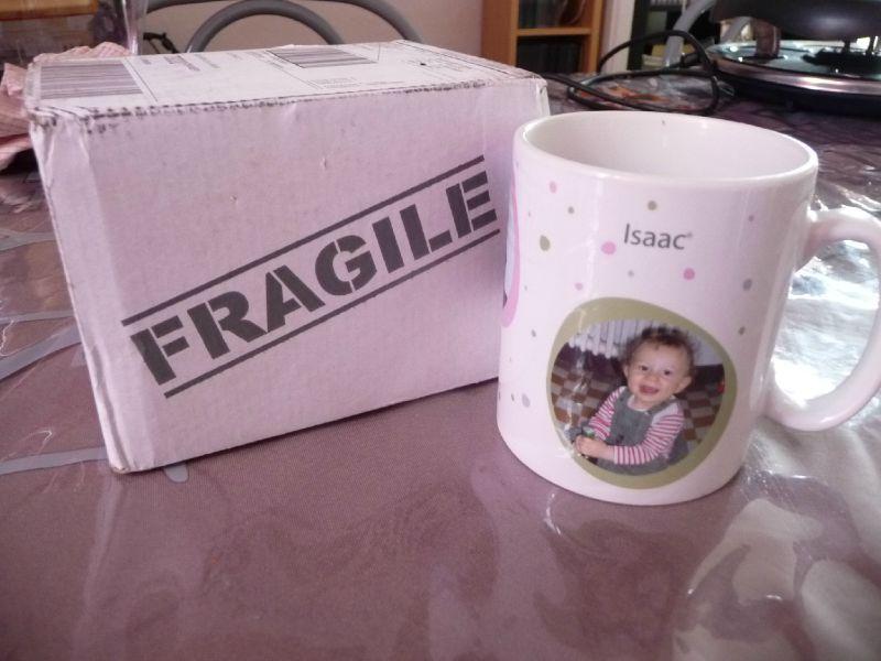 Celle qui a test le mug de photobox my little wonderland by wendy cie - Photobox frais de port gratuit ...
